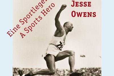 Jesse Owens - A Sports Hero (c)