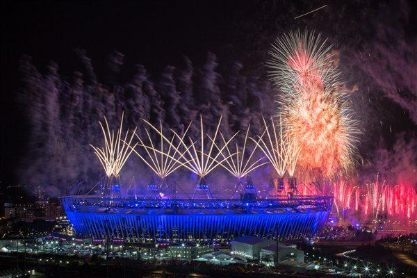 The Olympic Games officially get underway in London (Getty Images)