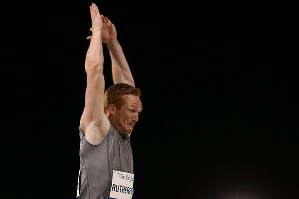 Greg Rutherford at the 2013 Perth Track Classic (Getty Images)
