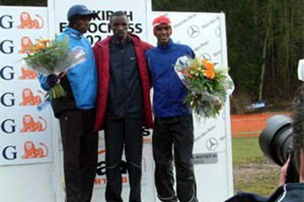 MEN: Winner's podium Eurocross in Diekirch (Kohl Rosch)