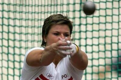Kamila Skolimowska - Europe and Poland - women's Hammer winner in Athens (Getty Images)
