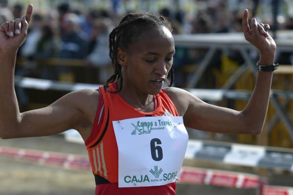 Another convincing victory for Meselech Melkamu - Soria (Concha Ortega)