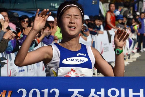 Park Yu-Jin wins in in Chuncheon (Chuncheon Organisers)