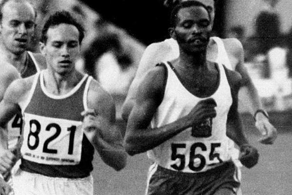 The great Kip Keino of Kenya (Getty Images)