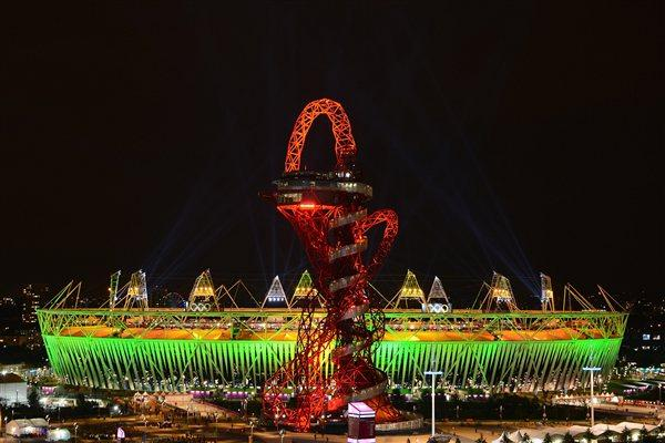 London's Olympic Stadium (Getty Images)