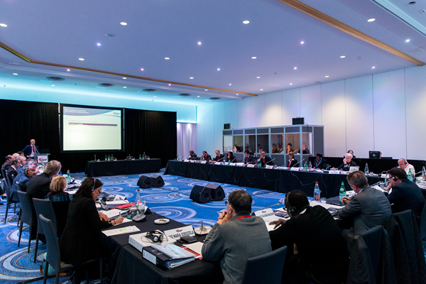 The 203rd IAAF Council Meeting in Monaco (Philippe Fitte / IAAF)