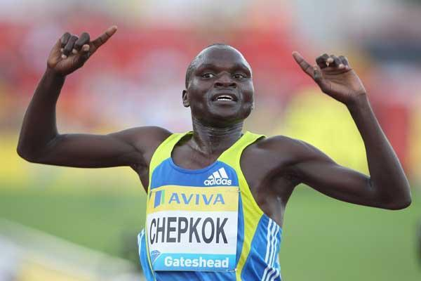 Vincent Kiprop Chepkok (Getty Images)
