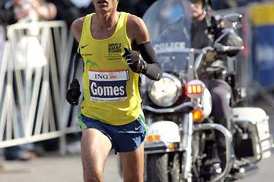 Marilson Gomes dos Santos of Brazil in New York (Victah Sailer)