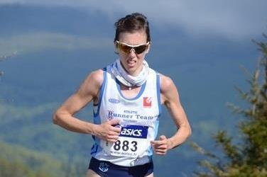 Valentina Belotti in action at the 2013 Grand Ballon race (WMRA)