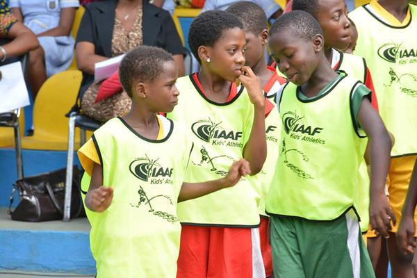 GhIAAF / Nestlé Kids' Athletics, Accra, Ghana (Ghana Athletics Association)