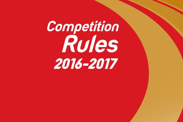 IAAF Competition Rules 2016-2017 (IAAF)