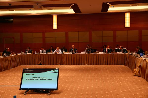 IAAF Council Meeting - Moscow, 5 August 2013 (Getty Images)