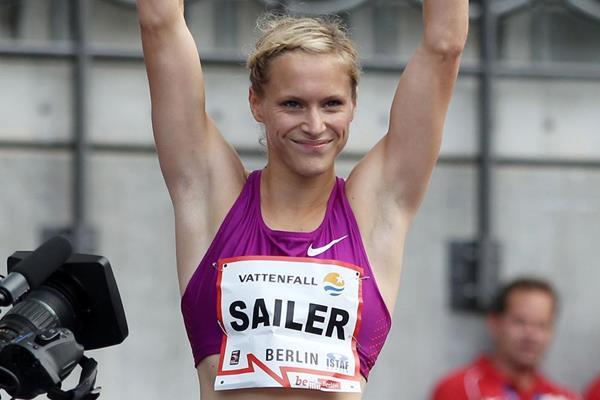 German sprinter Verena Sailer (Getty Images)
