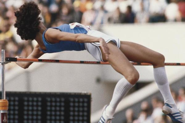 Italian high jumper Sara Simeoni (Getty Images)
