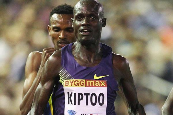 Kenyan distance runner Mark Kiptoo (Getty Images)
