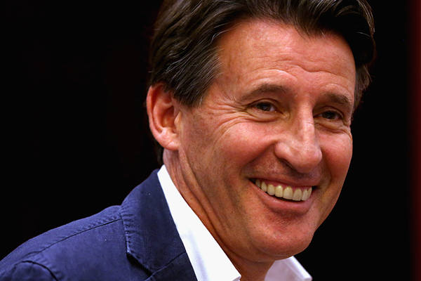 Sebastian Coe (Getty Images)