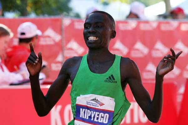Bernard Kiprop Kipyego (Getty Images)