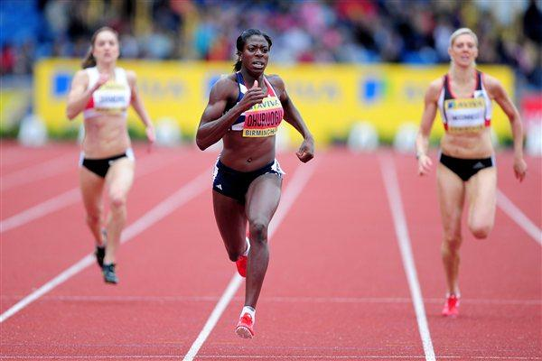 Another UK 400m title for Christine Ohuruogu  (Getty Images)