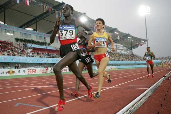 5000m image used in IAAF Disciplines (Getty Images)