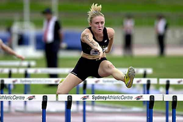 Sally McLellan (Athletics Australia)