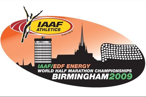 WHM 2009 - logo (IAAF.org)