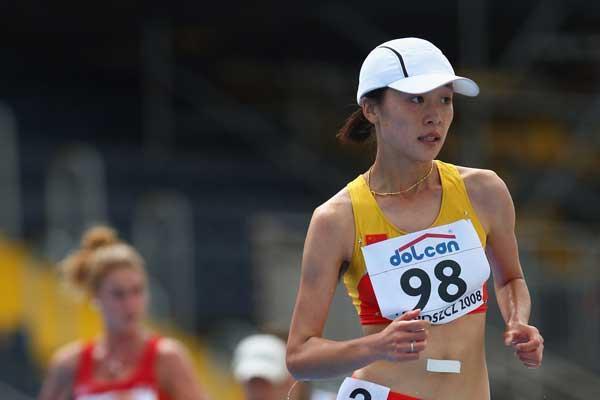 Li Yanfei (Getty Images)
