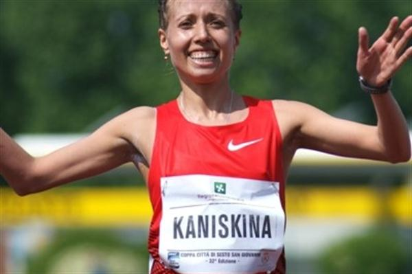 Olga Kaniskina prevails in her first appearance in Sesto San Giovanni (Lorenzo Sampaolo)