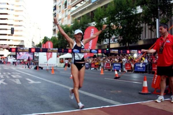 Susana Feitor wins in Murcia (Véronique Lauer)