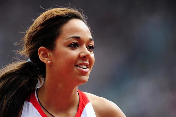 British heptathlete Katarina Johnson-Thompson (Getty Images)