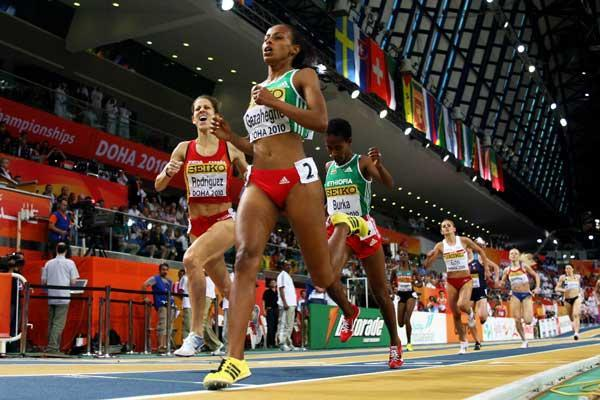 1500m image used in IAAF Disciplines (Getty images)
