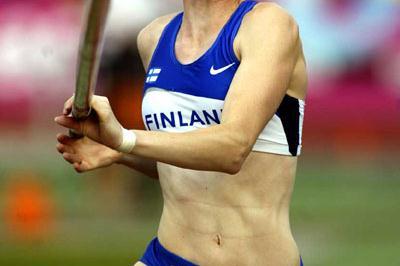 Minna Nikkanen (FIN) (Mark Shearman)