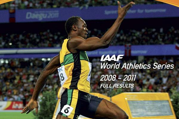World Athletics Series ebook (IAAF)