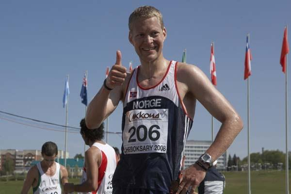 Erik Tysse of Norway after the Men's 20km race (Getty Images)