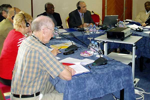 IAAF School and Youth Commission meeting in Monaco, 27 and 28 October (iaaf)