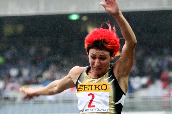 Tatyana Lebedeva Hair ()
