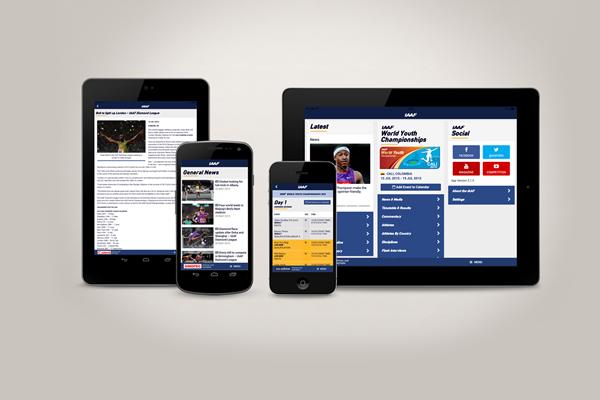 The IAAF app (IAAF)