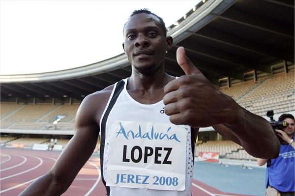 Cuba's Yeimar López in Jerez (Juan José Úbeda)