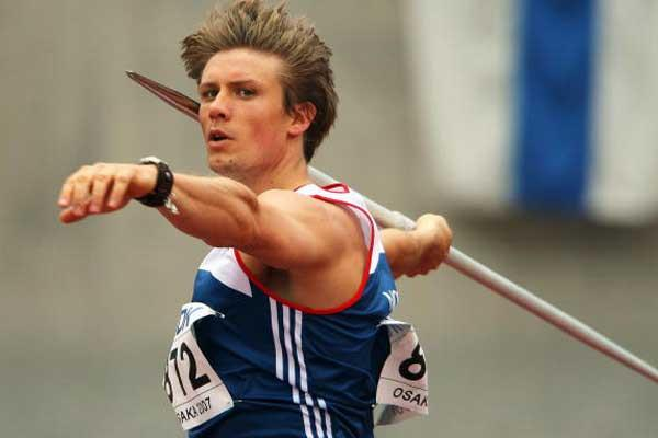 Andreas Thorkildsen (NOR) - JT Qual (Getty Images)