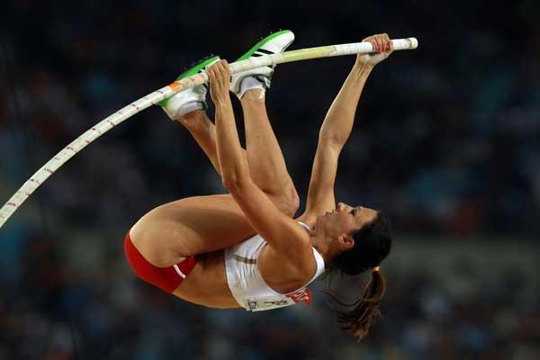 Monika Pyrek (Getty Images)
