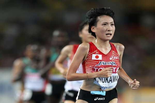 Megumi Kinukawa (Getty Images)