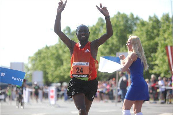 Titus Kipkorir Kurgat of Kenya wins in Riga (organisers)