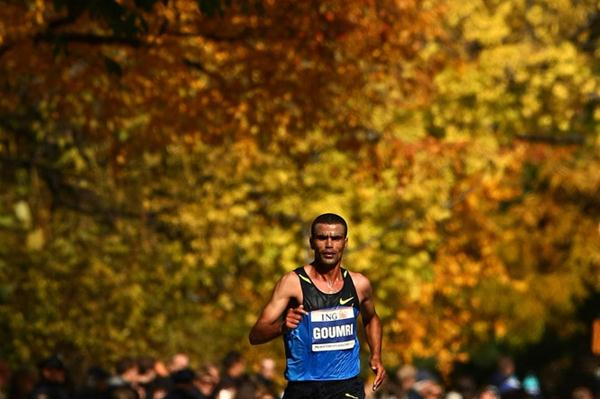 Abderrahim Goumri in New York (Getty Images)