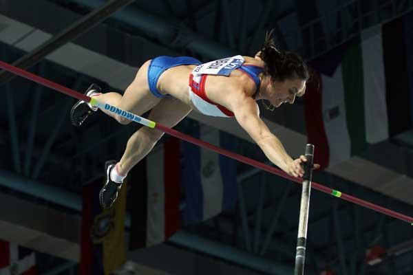 Elena Isinbayeva (Getty Images)