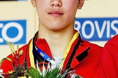 Jiang Jing (China) (Getty Images)