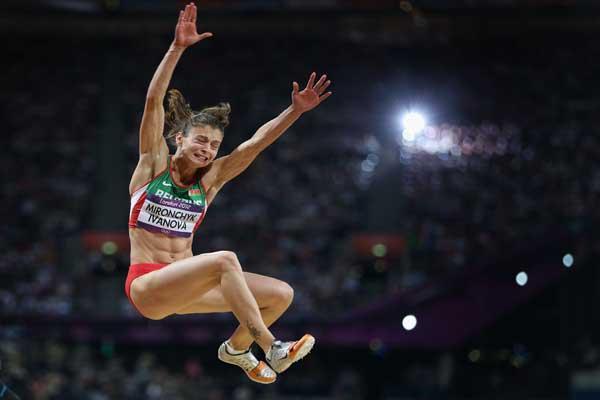 Nastassia Mironchyk-Ivanova (Getty Images)
