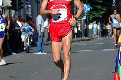 Alessandro Gandellini competing in Sesto San Giovanni, Italy (Lorenzo Sampaolo)