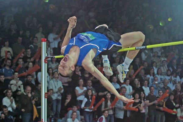 Fourth Banska Bystrica win for Stefan Holm (Hasse Sjogren)