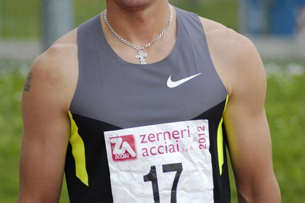 Dmitry Karpov at the 2012 Multistars in Desenzano del Garda (Daniele Morandi)