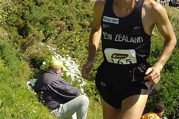 Jonathan Wyatt on his way to victory in Wellington (Tomo Šarf)