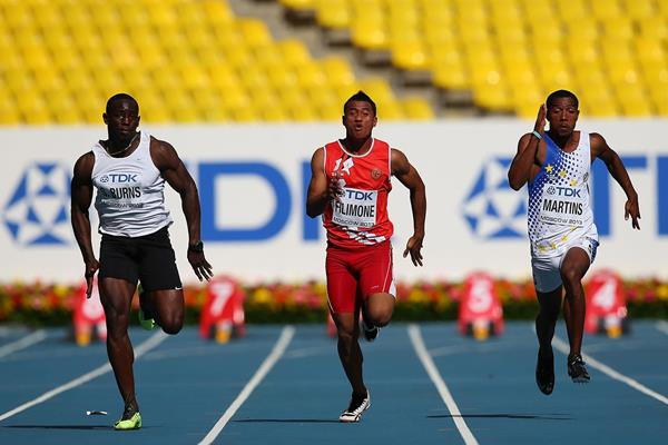 100m Prelims at the IAAF World Championships Moscow 2013 (Getty Imagesaes)